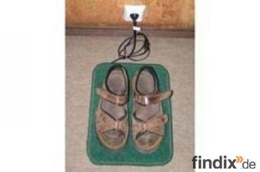 Teppich zum Schuhtrocknen