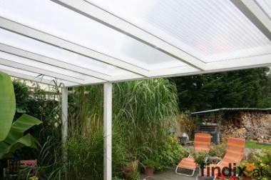 Terassenüberdachung ein wirksamer Regenschutz