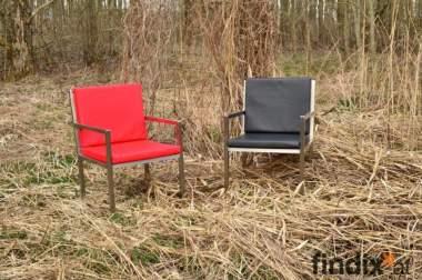 Terrassen- und Loungemöbel aus Edelstahl