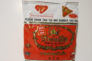 Thai Tee - Original Thai Tea Mix Number One ChaTraMue Brand