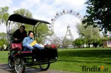 THREE WHEELY - rikscha/tricycle company is looking for chaufeurs