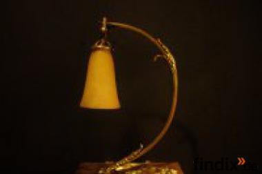 Tischlampe Daum Nancy Frankreich Art Nouveau Jugendstil