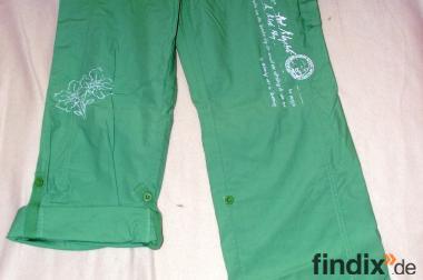 Tolle ungetragene grüne Damenose Gr.38