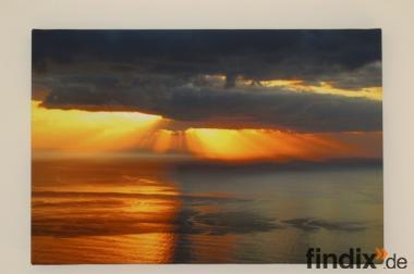 Toller Sonnenuntergang la Palma.
