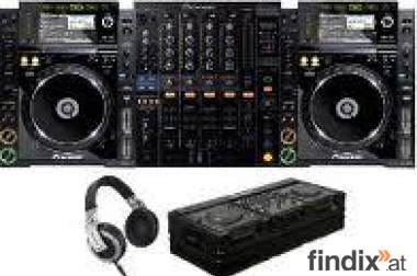 Top dj package 2x Pioneed cdj 200 and 1 Djm 800