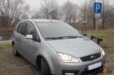 Top gepflegter Ford C-Max 1.8