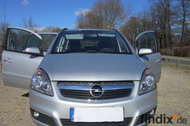 Top gepflegter Opel Zafira B,1.8(103 KW)