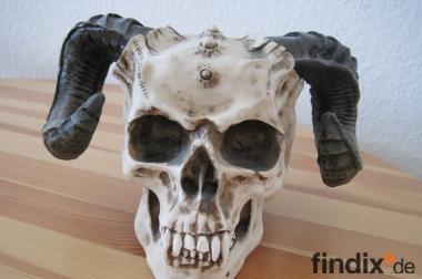 Totenkopf zu verkaufen