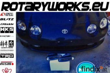Toyota Celica T20 Schlachtfest viele teile