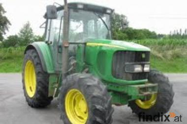 traktor John Deere 6320