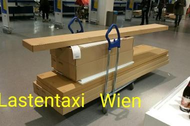 Transport und Montage!