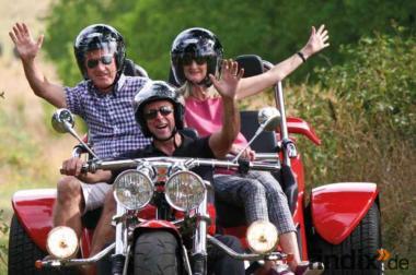 Trike Gutschein Trike fahren für 1 Wochen - Tag