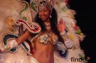 Tropical Samba Show aus Weimar/ Thüringen Auftritt in Landsweit