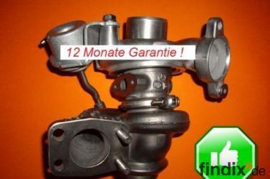 Turbolader für Citroen / Ford / Peugeot / 1,6 / 49173-07502