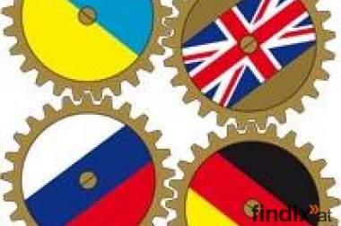 Übersetzung Russisch - Deutsch - Ukrainisch - Englisch