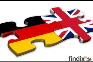 Übersetzungen: Englisch-Deutsch/ Deutsch-Englisch