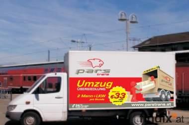 Umzugsfirma in Wien