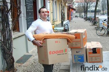 Umzugsservice Berlin Studenten Preiswert