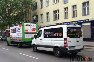 Umzugsunternehmen Berlin Transporter Berlin Umzug Berlin