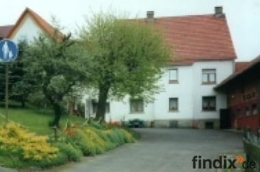 Urlaub auf dem Bauernhof in der Rhön
