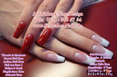 Valentins Special für Nageldesign und Fußpflege Ausbildungen