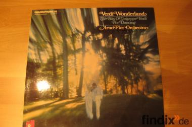 Verdi Wonderland - the Hits of Guiseppe Verdi for dancing auf LP