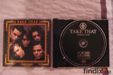 Verkaufe das Album Nobody Else von Take That