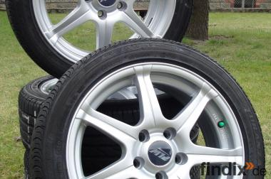 Verkaufe Aulufelgen - Komplett Sommer Reifen (NEU)