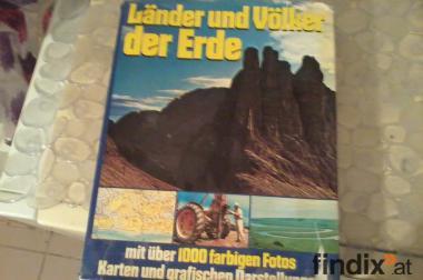Verkaufe Buch Länder und Völker der Erde