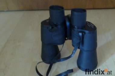 Verkaufe ca. 60 Jahre altes Fernglas - Bresser PRISMATIC 7x50 GA
