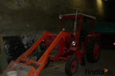 Verkaufe gut erhaltenen Traktor universal