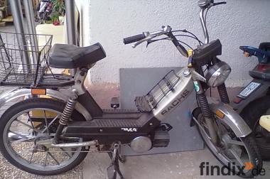 Verkaufe hier ein Orinaler Sachs Roller Papiere vorhanden