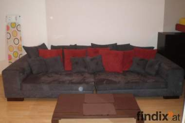 Verkaufe tolle bequeme Couch