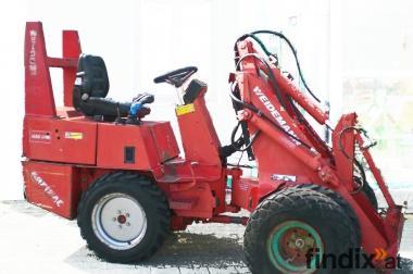 Verkaufe Weidemann Typ 1050 DM
