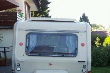 Verkaufe Wohnwagen der Marke Puscherl