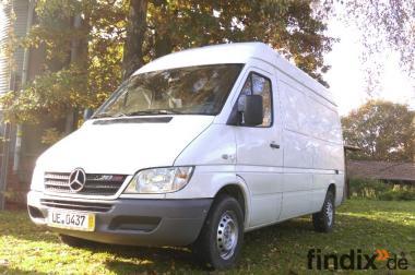 Verkaufsahrzeug - Mercedes Benz - Unter 3.5 To. / Füh. B
