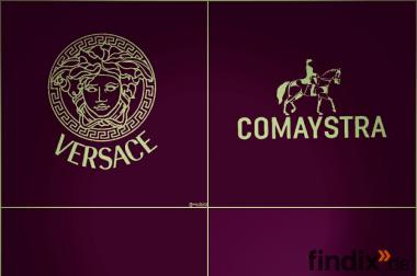 Versace Comaystra  Armani Gucci luxus clotting