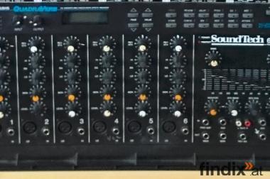 Verstärker  Soundcraft 6150