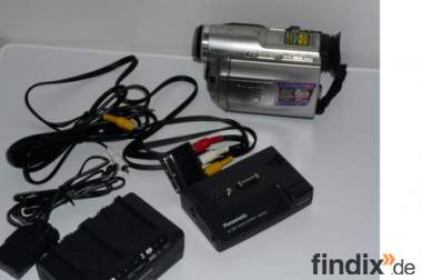 Videokamera Panasonic-NV-DS99EG