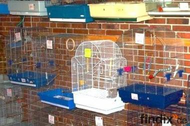 Vogelkäfige für Wellensittiche zu verkaufen