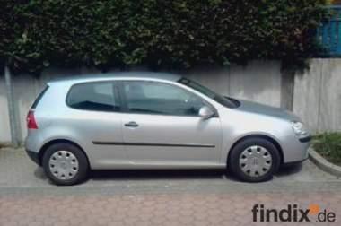 VW GOLF 5 1,9 TDI, 77 KW, Bj. 2005