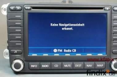 VW MFD2 Navireparatur. Keine Navigationseinheit erkannt ?