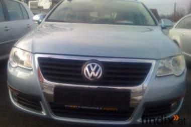 VW Passat 2.0 TDI, 1. Besitz