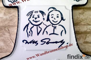 +++ Wandbrunnen +++ Bassena +++ Gartenbrunnen +++ SEHR SELTEN! ++