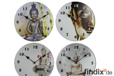 "Wanduhr ""Buddha"