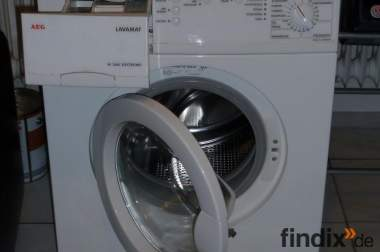 Waschmaschine AEG Lavamat W 1440 1400 1/min zu verschenken