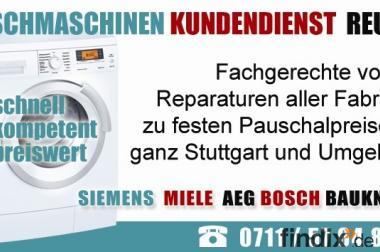 waschmaschinenreparatur stuttgart anfahrt und kva 17 849660. Black Bedroom Furniture Sets. Home Design Ideas