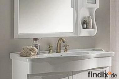 Wei es landhaus badezimmer federica 829853 - Badezimmer landhaus ...