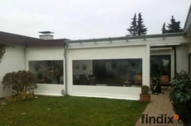 Terrassenverkleidung Wintergarten Verkleidung WetterschutzCarport