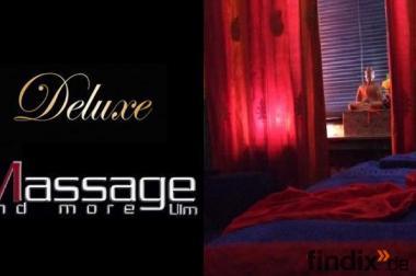 Wir bieten für IHN + SIE + PAARE sinnliche Massagen an.